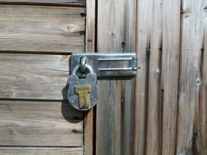 Dublin locksmith- shed