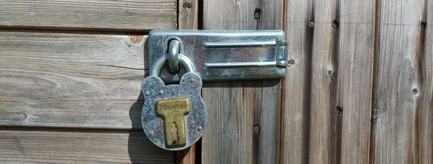 Dublin locksmith- shed